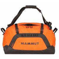 Mammut Cargon 60L Torba podróżna 55 cm safety orange-black ZAPISZ SIĘ DO NASZEGO NEWSLETTERA, A OTRZYMASZ VOUCHER Z 15% ZNIŻKĄ