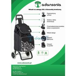 Wózki na zakupy ADANSONIA Domid.pl