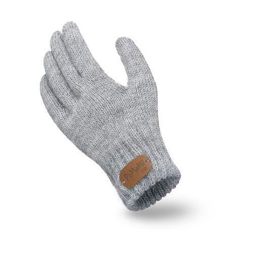 Rękawiczki dziecięce PaMaMi - Jasnoszary - Jasnoszary (5902934064590)