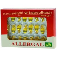 GAL ALLERGAL x 48 kapsułek twist off