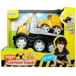 Swede Zabawka ciężarówka laweta q2299