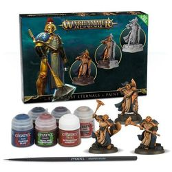 (stare) s/cast paint set+ canada/poland/scanda (60-10-17) marki Gamesworkshop