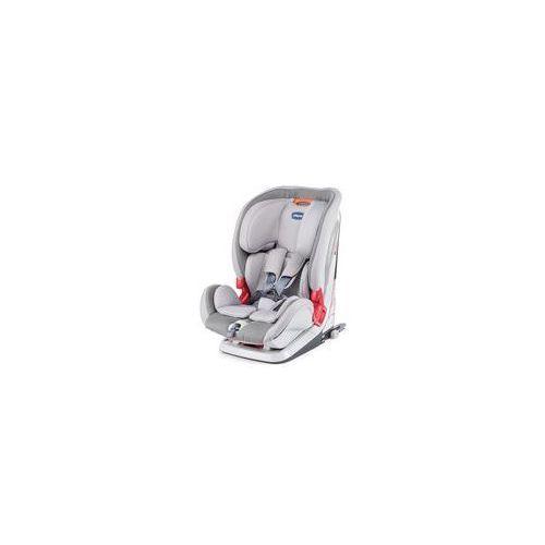 Fotelik samochodowy YOUniverse Fix 1-2-3 9-36kg Chicco (grey)