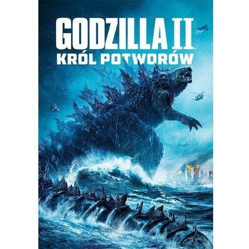 GODZILLA II: KRÓL POTWORÓW (Płyta DVD)