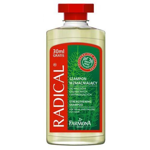 Radical szampon wzmacniający włosy 330ml