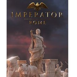 Paradox interactive Gra wersja cyfrowa imperator: rome- natychmiastowa wysyłka, ponad 4000 punktów odbioru!