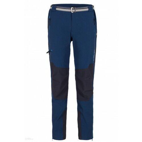Spodnie trekkingowe męskie MILO BRENTA BLUE/NIGHTS/BLACK r.XL, 1 rozmiar