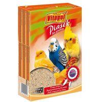 piasek dla ptaków pomarańczowy 1500g marki Vitapol