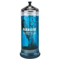 Barbicide pojemnik szklany do dezynfekcji narzędzi i akcesoriów (duży)