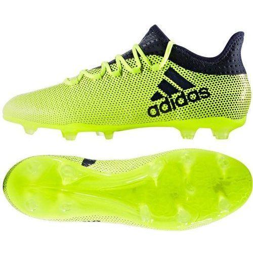 Obuwie sportowe korki x 17.2 fg s82325 marki Adidas