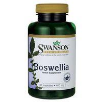 Kapsułki Swanson Boswellia 400mg 100 kaps.