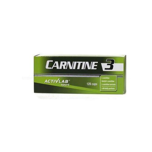L-Carnitine 3 - 120 kaps., OPT16344