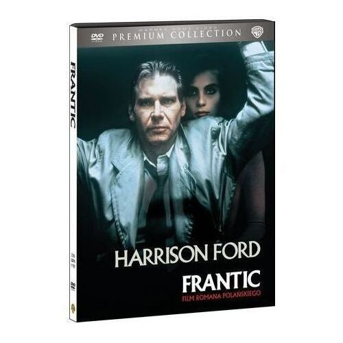 Roman polański Frantic (dvd) - darmowa dostawa kiosk ruchu