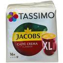 Bosch Kawa tassimo jacobs kronung caffe crema xl (8711000500033)