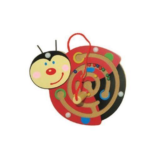 Biedronka, zabawka magnetyczna - marki Brimarex - 1