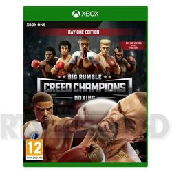 Big Rumble Boxing: Creed Champions Day One Edition Gra xbox one KOCH MEDIA