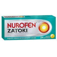 NUROFEN Zatoki x 24 tabletki