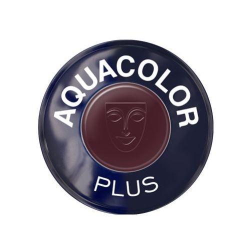 Kryolan aquacolor plus (dark red) farba do makijażu ciała - dark red (1102)
