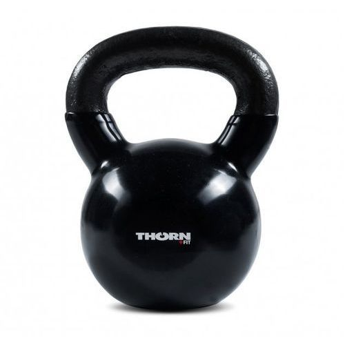 Kettlebell 12kg Winyl - Thorn+Fit