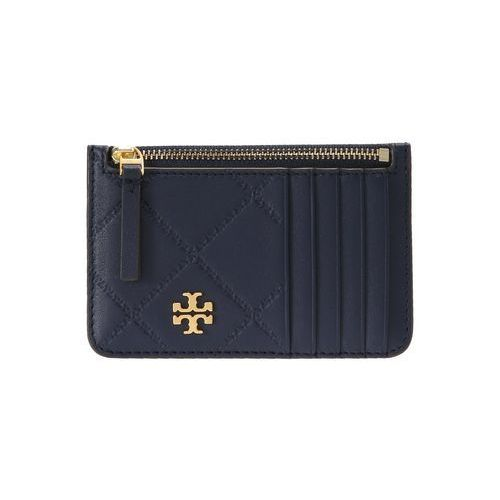 Tory Burch GEORGIA TOP ZIP CARD CASE Portfel royal navy, 40559