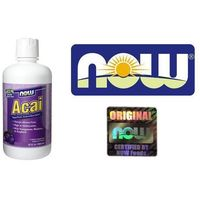 Now Foods Sok z Acai 946ml