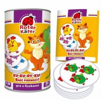 Gry dla dzieci Roter Kafer InBook.pl