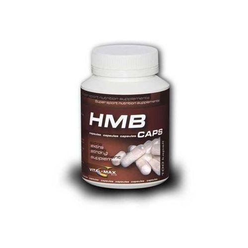 Vitalmax HMB 500 mg - 100 kaps