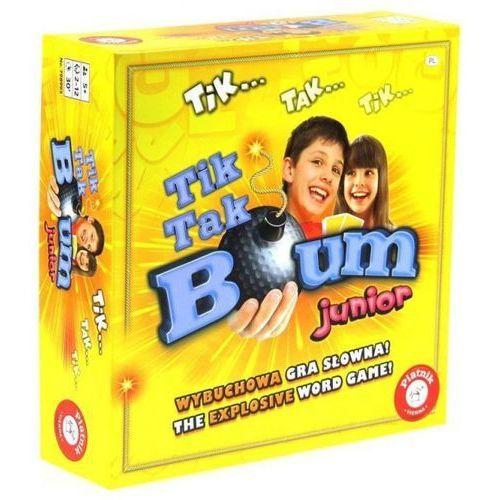 Tik Tak Bum Junior (nowe wydanie) (9001890798993)