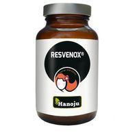 Kapsułki Resvenox - Rdestowiec Japoński ekstrakt (90 kaps.) Hanoju