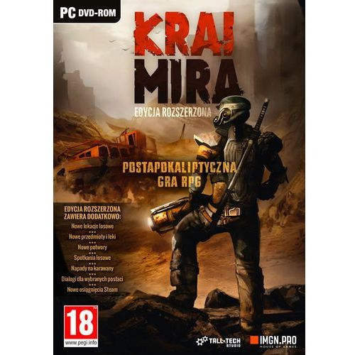 Gra Krai Mira (PC)