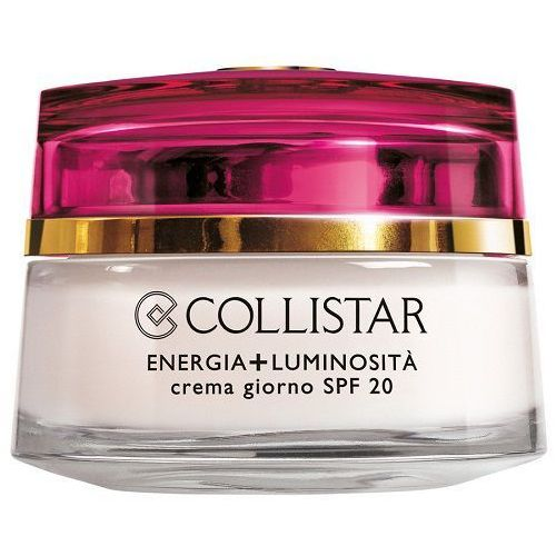 Collistar energy+brightness day cream spf20 kosmetyki damskie - krem przeciwzmarszczkowy na dzień 50ml (8015150217002)
