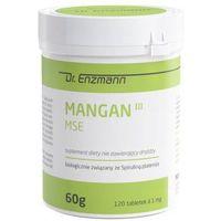 Mangan dwuwartościowy MSE (120 tab) - Dr Enzmann