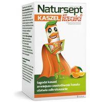 NATUR-SEPT Kaszel lizaki x 6 sztuk