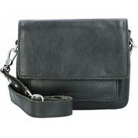 Cowboysbag Torebka na ramię skórzana 21 cm black ZAPISZ SIĘ DO NASZEGO NEWSLETTERA, A OTRZYMASZ VOUCHER Z 15% ZNIŻKĄ