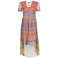 Sukienki długie Desigual NANA 5% zniżki z kodem CMP2SE. Nie dotyczy produktów partnerskich.