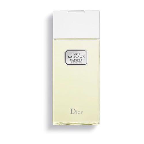 Christian dior - eau sauvage żel pod prysznic shg 200 ml dla panów