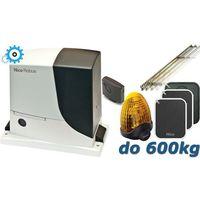robus 600 xxl do 600kg zestaw automatyki - 5mb listwy zębatej marki Nice