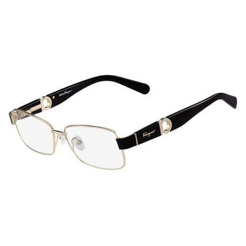 Okulary korekcyjne sf 2151r 733 Salvatore ferragamo