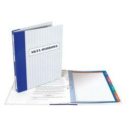 Segregatory i akcesoria  File biurowe-zakupy