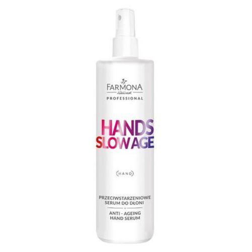 Farmona HANDS SLOW AGE Przeciwstarzeniowe serum do dłoni - Ekstra oferta