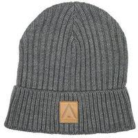 czapka zimowa CLWR - Badge Beanie Grey Melange (801)