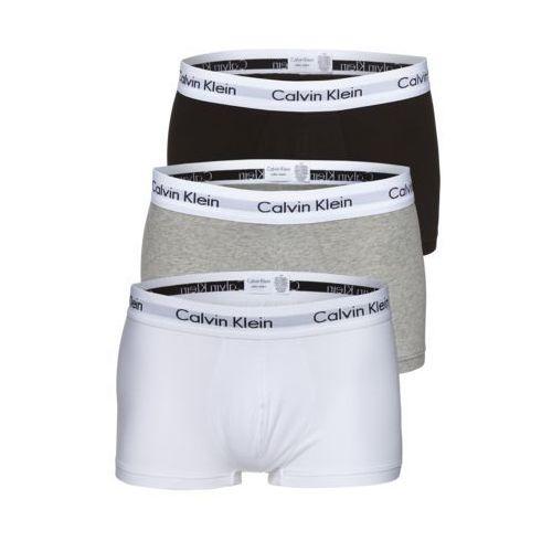 underwear bokserki nakrapiany szary / czarny / biały, Calvin klein, S-XL