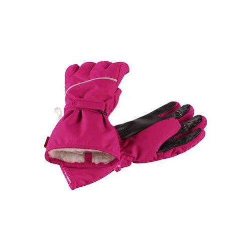 Rękawice zimowe narciarskie Reima Harald Różowy - 3600
