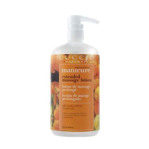 Extended massage lotion balsam odżywczy i nawilżający do rąk Cuccio