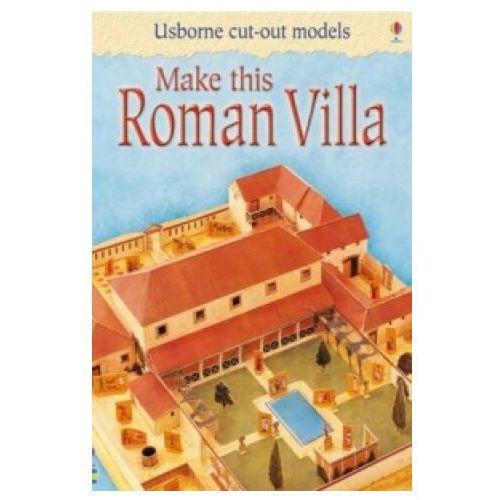 Make This Roman Villa, Iain Ashman