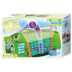 Tm toys Ball toss 4 - gra plenerowa