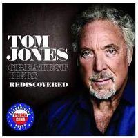 Universal music polska Tom jones - greatest hits-rediscovered (polska cena) - album 2 płytowy (cd) (0600753322192)