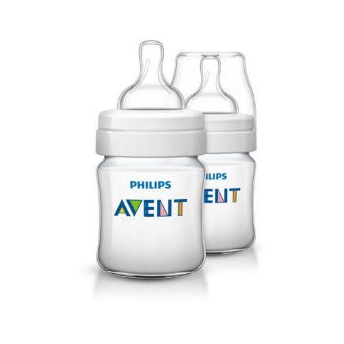 Philips AVENT Butelka antykolkowa SCF560/27 Klassik 125ml 2szt