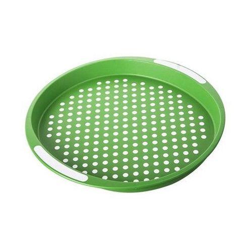 Taca kropka zielona okrągła, Banquet