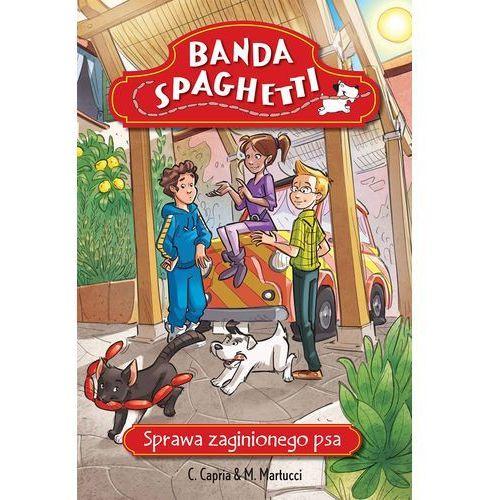 Banda Spaghetti Sprawa zaginionego psa (9788328003200)